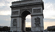 Triumph Arch in Paris