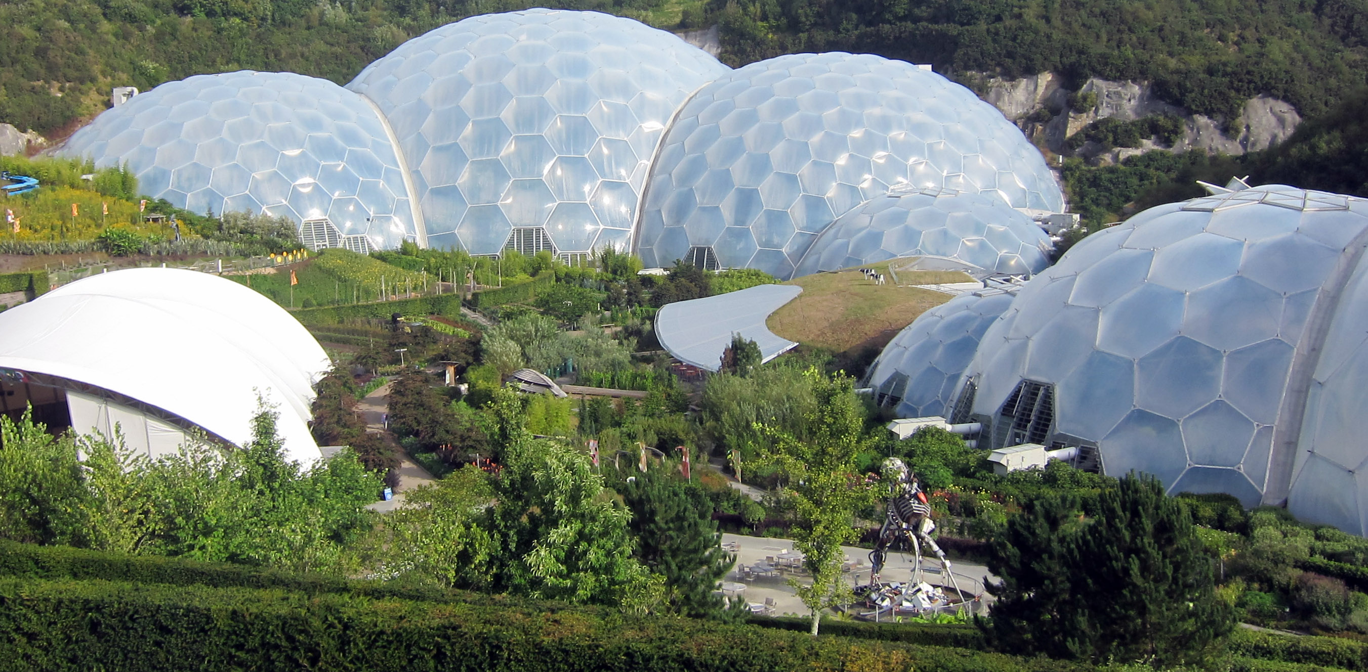Eden Project Travellersdb