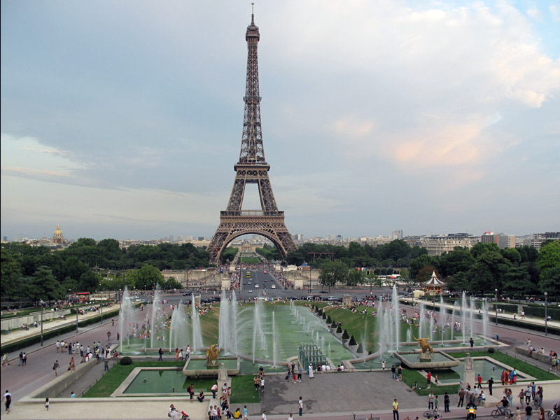 # Luxury Hotels Near Eiffel Tower - 120+ million hotel reviews