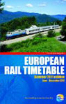 european rail timetable book summer 2011